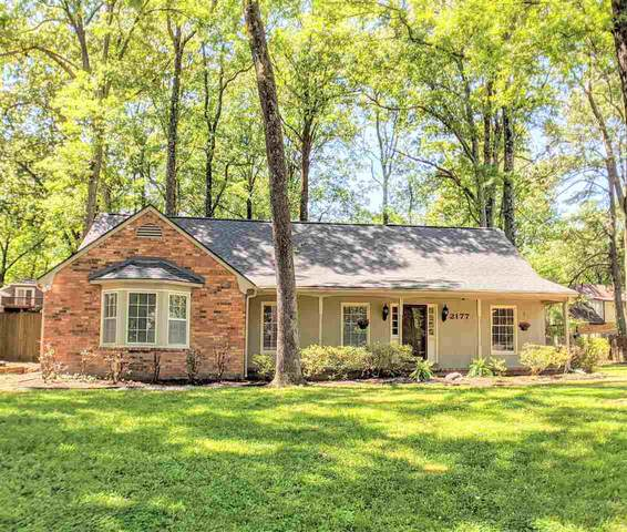2177 Woodside Dr, Germantown, TN 38138 (#10076132) :: RE/MAX Real Estate Experts