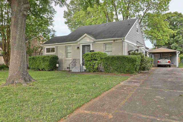 592 Isabelle St, Memphis, TN 38122 (#10076250) :: All Stars Realty