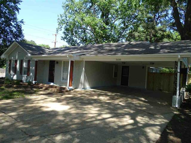 3600 Clearbrook St, Memphis, TN 38118 (#10076292) :: ReMax Experts