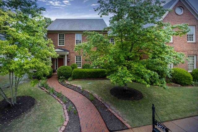 2826 Bayhill Woods Cv, Collierville, TN 38017 (#10076376) :: RE/MAX Real Estate Experts