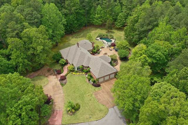 11170 Raleigh-Lagrange Rd, Unincorporated, TN 38028 (#10076388) :: The Home Gurus, Keller Williams Realty