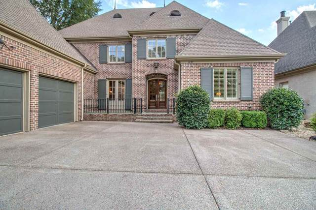 1237 S Dubray Pl, Collierville, TN 38017 (MLS #10076496) :: The Justin Lance Team of Keller Williams Realty
