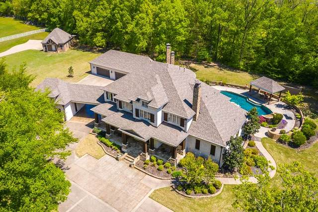 336 N Pisgah Rd, Eads, TN 38028 (#10076587) :: The Wallace Group - RE/MAX On Point