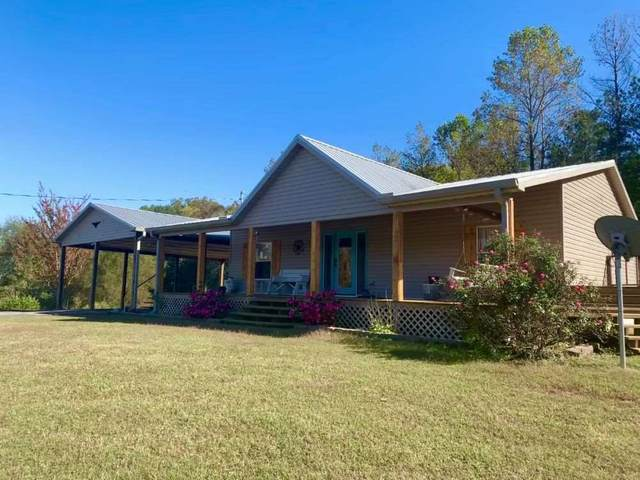 240 Cr 169 Dr, Iuka, MS 38852 (#10076637) :: ReMax Experts