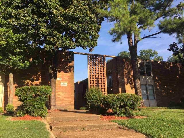 105 N Belvedere Blvd #6, Memphis, TN 38104 (#10076661) :: The Home Gurus, Keller Williams Realty