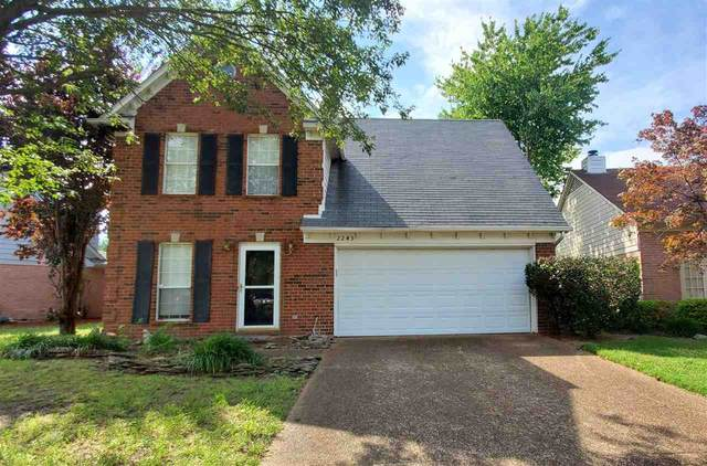 2243 Angel Crest Cir, Memphis, TN 38016 (#10076687) :: RE/MAX Real Estate Experts