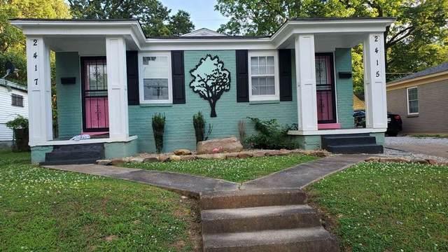 2415-2417 Deadrick Ave, Memphis, TN 38114 (#10077070) :: All Stars Realty
