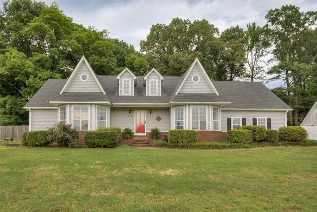 458 Mclillie Ln, Unincorporated, TN 38019 (#10077082) :: ReMax Experts