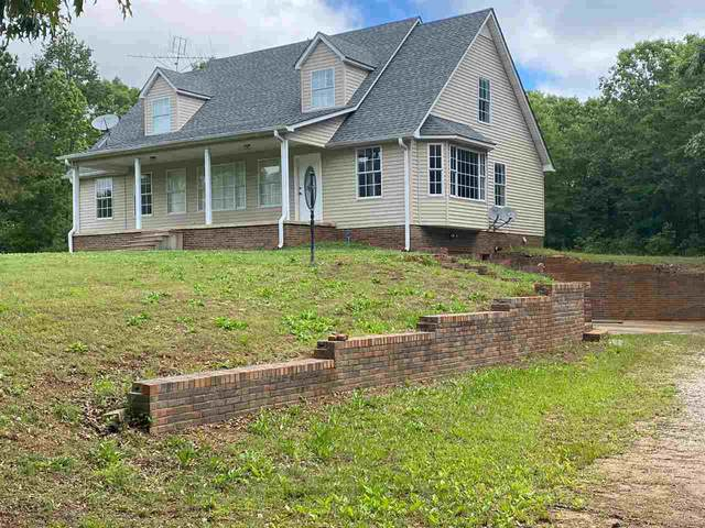 81 Woodville Rd, Bethel Springs, TN 38315 (#10077111) :: ReMax Experts