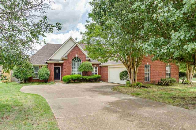 9583 S Meade Cir, Olive Branch, MS 38654 (#10077282) :: ReMax Experts