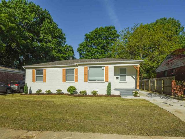 1529 Ivy Rd, Memphis, TN 38117 (#10077291) :: RE/MAX Real Estate Experts