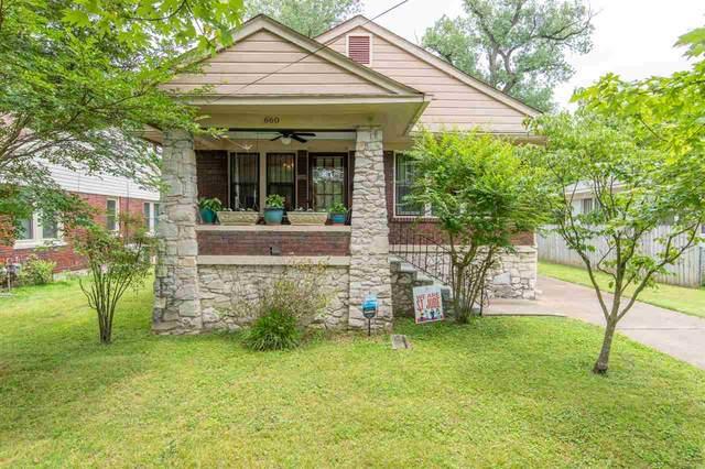 660 Dickinson St, Memphis, TN 38107 (#10077350) :: Bryan Realty Group