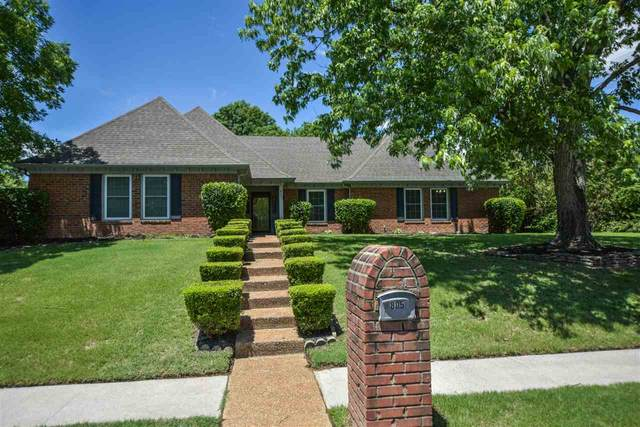 805 Wickwood Dr, Memphis, TN 38018 (#10077353) :: All Stars Realty
