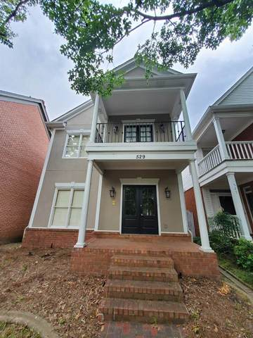 529 Monteigne Blvd, Memphis, TN 38103 (#10077360) :: The Wallace Group - RE/MAX On Point