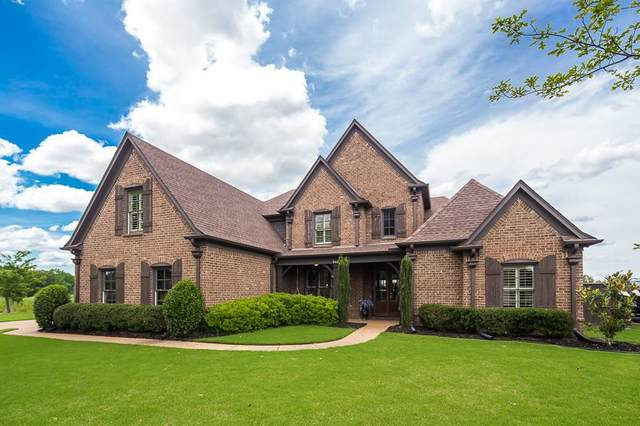 940 Nine Oaks Ln, Collierville, TN 38017 (#10077442) :: All Stars Realty