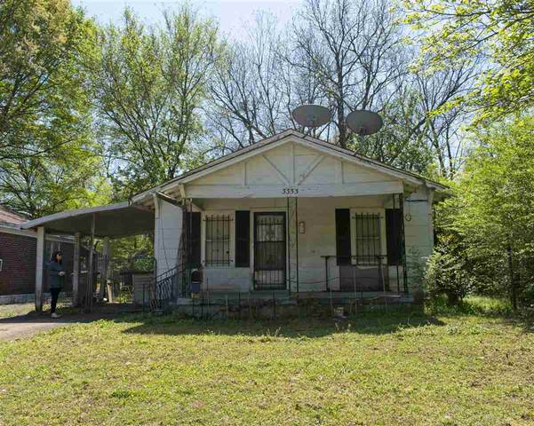 3353 Given Ave, Memphis, TN 38122 (#10077450) :: Bryan Realty Group