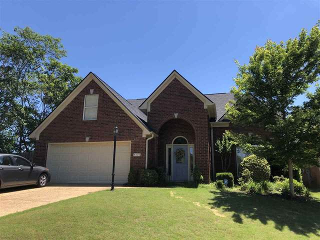 4598 Park Side Cir, Collierville, TN 38017 (#10077542) :: All Stars Realty