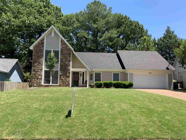 3020 Hepplewhite Cv, Lakeland, TN 38002 (#10077556) :: All Stars Realty