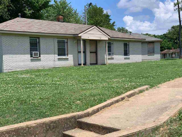 1936 Kansas St, Memphis, TN 38109 (#10077609) :: RE/MAX Real Estate Experts