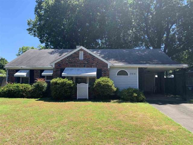 986 Avon Rd, Memphis, TN 38122 (#10077615) :: The Wallace Group - RE/MAX On Point