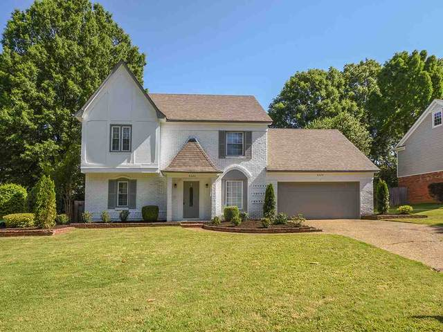 8226 San Augustine Ln, Germantown, TN 38138 (#10077616) :: The Melissa Thompson Team