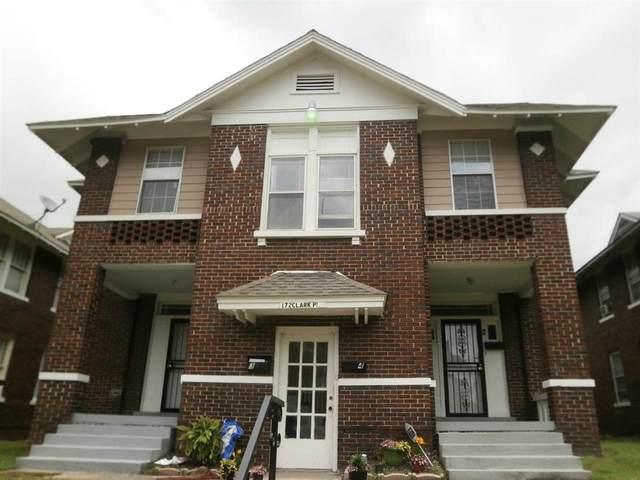 172 Clark Pl, Memphis, TN 38104 (#10077650) :: RE/MAX Real Estate Experts