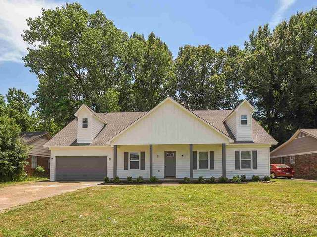 5407 Elmhurst Ave, Memphis, TN 38115 (#10077898) :: The Wallace Group - RE/MAX On Point