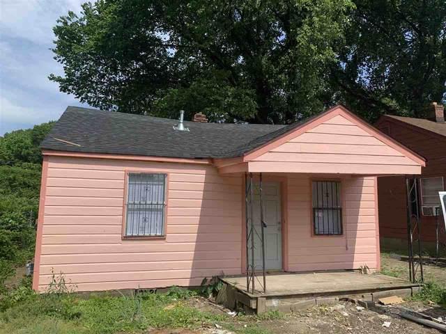 832 Maywood St, Memphis, TN 38114 (#10078020) :: All Stars Realty