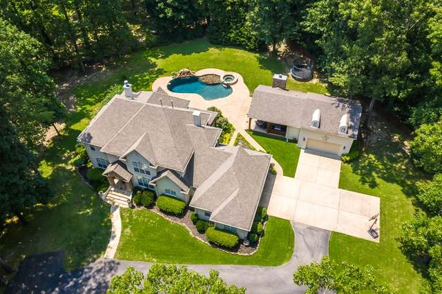 9400 Green Knoll Dr, Germantown, TN 38138 (#10078277) :: The Wallace Group - RE/MAX On Point