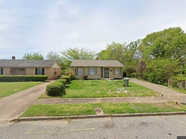 3551 Lanette Rd, Memphis, TN 38109 (#10078472) :: The Dream Team