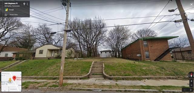 0 Stephens Pl, Memphis, TN 38026 (MLS #10078566) :: Gowen Property Group | Keller Williams Realty