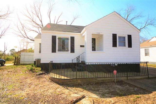 1737 Wellington St, Memphis, TN 38106 (MLS #10078575) :: Gowen Property Group | Keller Williams Realty