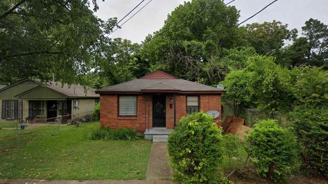 2282 Eldridge Ave, Memphis, TN 38108 (MLS #10078627) :: The Justin Lance Team of Keller Williams Realty