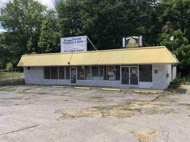 935 N Highland Ave, Jackson, TN 38301 (#10079041) :: J Hunter Realty