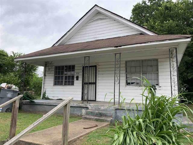 838 Marechalneil St, Memphis, TN 38114 (#10079115) :: All Stars Realty