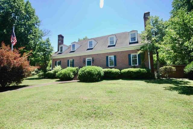 1269 N Highland Ave, Jackson, TN 38305 (#10079169) :: The Home Gurus, Keller Williams Realty