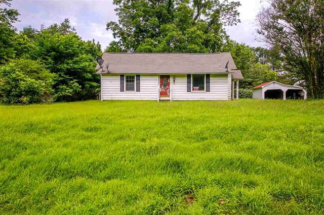 1453 Marvin Chapel Rd, Brownsville, TN 38012 (MLS #10079325) :: Gowen Property Group | Keller Williams Realty