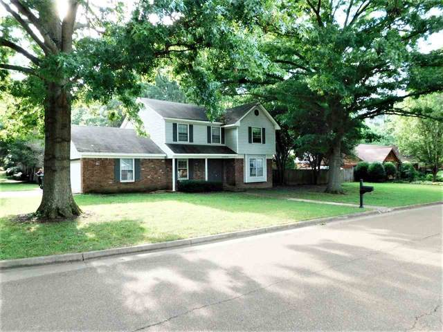 329 Rutledge St, Collierville, TN 38017 (#10079328) :: All Stars Realty