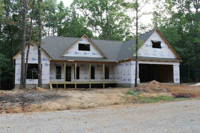 160 Rustic Trl, Counce, TN 38326 (#10079336) :: RE/MAX Real Estate Experts