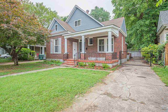2104 Cowden Ave, Memphis, TN 38104 (#10079346) :: The Wallace Group - RE/MAX On Point