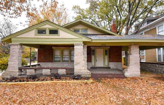 1228 Central Ave, Memphis, TN 38104 (#10079634) :: The Wallace Group - RE/MAX On Point