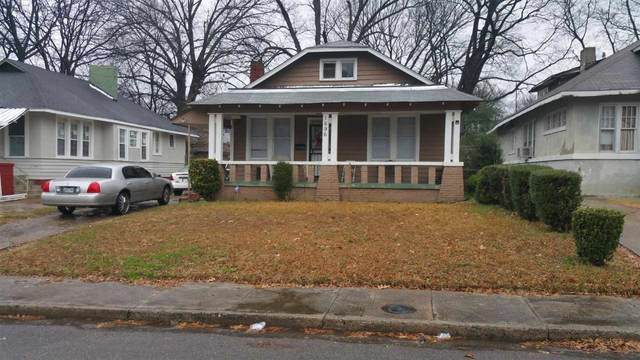 1696 Kendale Ave, Memphis, TN 38106 (#10079700) :: The Home Gurus, Keller Williams Realty