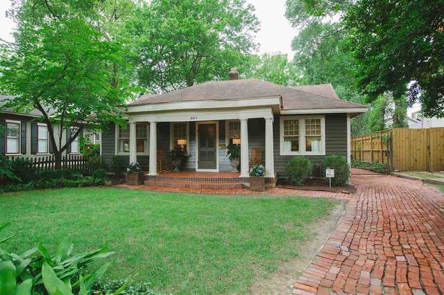 667 Rozelle St, Memphis, TN 38104 (#10079713) :: The Wallace Group - RE/MAX On Point