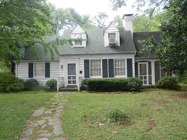 509 W College St, Brownsville, TN 38012 (#10079909) :: RE/MAX Real Estate Experts