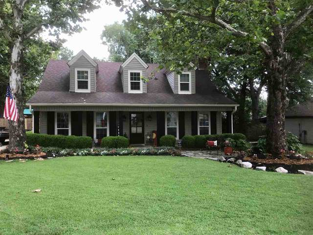 816 Hunters Retreat Dr, Collierville, TN 38017 (#10079926) :: J Hunter Realty