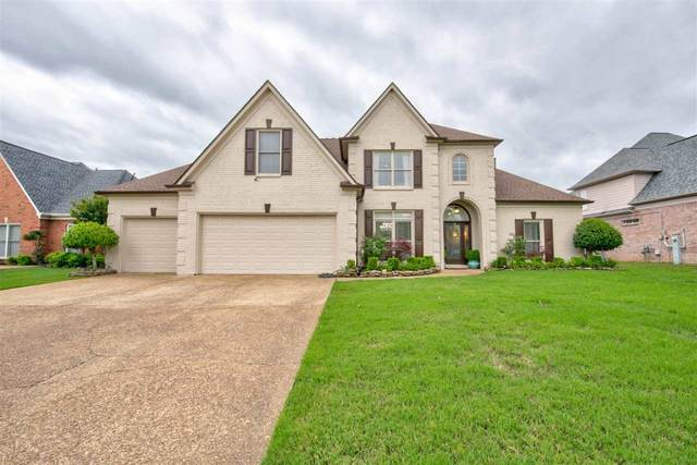 1302 Riding Brook Dr, Collierville, TN 38017 (#10079955) :: J Hunter Realty