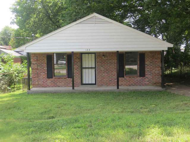 123 Modder Ave, Memphis, TN 38109 (#10079986) :: The Wallace Group - RE/MAX On Point