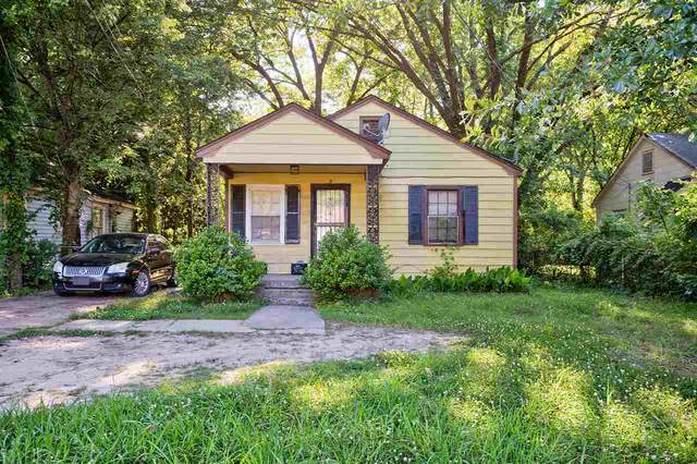 3035 Morningside St, Memphis, TN 38127 (#10080004) :: The Home Gurus, Keller Williams Realty