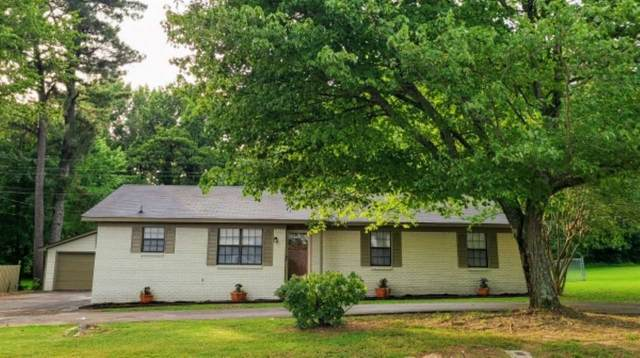 97 Meade Lake Rd, Atoka, TN 38004 (#10080091) :: The Wallace Group - RE/MAX On Point