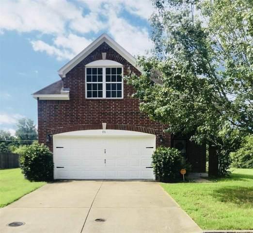 931 Ruby Creek Pl, Memphis, TN 38109 (#10080210) :: J Hunter Realty